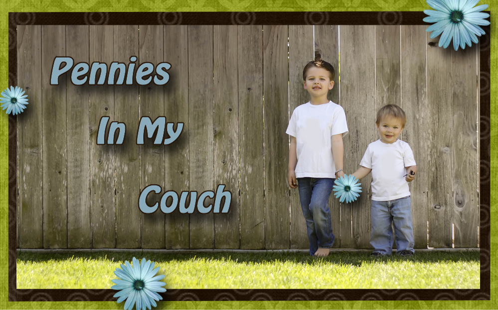 Pennies In My Couch